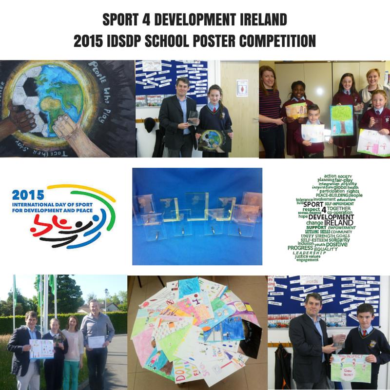 S4D IRELAND 2015 IDSDP SCHOOL POSTER