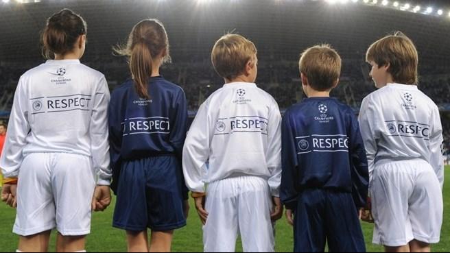 Euro 2016 Respect Photo