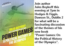 Power Games by author Jules Boykoff