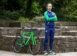 Irish Athlete Brian Keane
