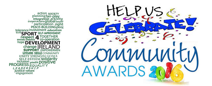 Community Awards 2016