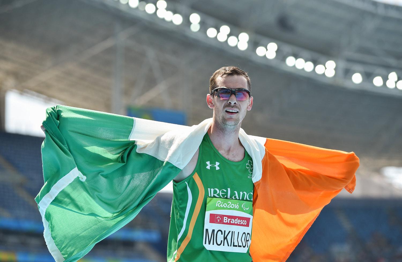 Michael McKillop / Team Ireland