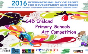 Sport4Development Ireland Art Competition to Celebrate IDSDP 2016