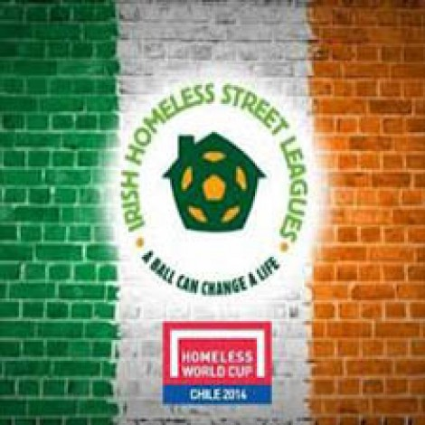 Irish Street Leagues & The Amsterdam 2015 Homeless World Cup