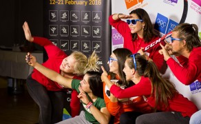 "Lillehammer 2016 Winter Youth Olympic Games ""Learn & Share project"""