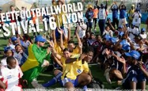 2016 UEFA European Championship to play host to ‪Street Football World‬ Festival 16