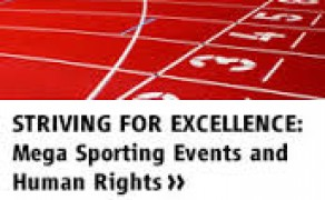 Mega Sporting Events and Human Rights Event