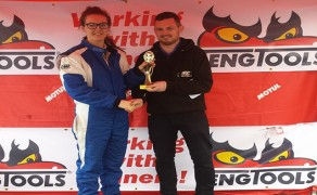 Nicole Drought Wins ITCC Production Class Trophy