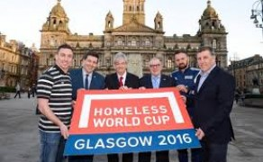The Volunteer Call Goes Out For Homeless World Cup