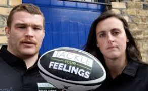 Irish Rugby Players Support New Mental Health Campaign
