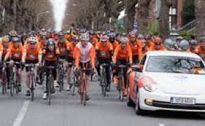 Annual Cycle against Suicide 2016