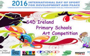 Two Irish Students Make The Top 10 In This Year's IDSDP Art Competition