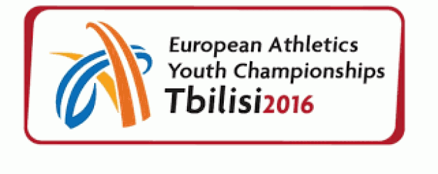 The 1st European Athletics Youth Championships is set to take place in just under 7 days