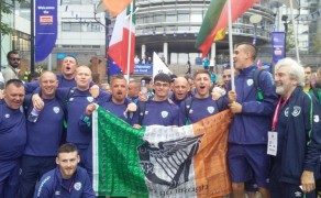 Team Ireland Lose Out On A Spot In The Quarter Finals In Homeless World Cup By One Point