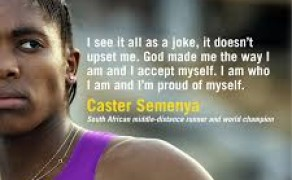 Gender Controversy Surrounding Athlete Caster Semenya' Entry Into The 2016 Rio Games