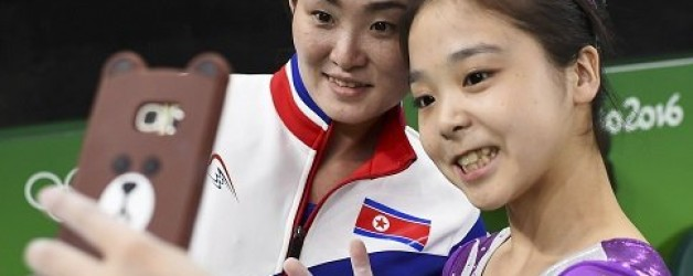 The Power of Sport Unites North and South Korean Athletes
