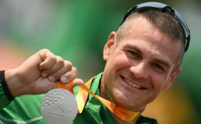 Irish Paracyclist Colin Lynch Takes Home Silver In Men's Individual Time Trial 2 At Rio Yesterday