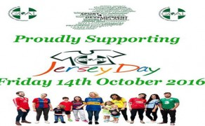 What Jersey will you be wearing! GOAL Jersey Day is Coming Friday 14th October!